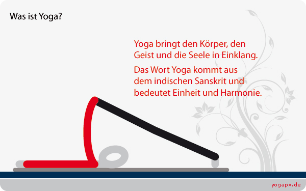 yogapx - Yoga Illustration: Was ist Yoga?